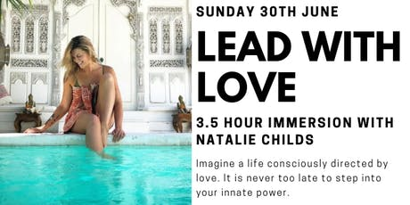 Lead with Love tickets