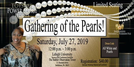 Gathering Of The Pearls tickets
