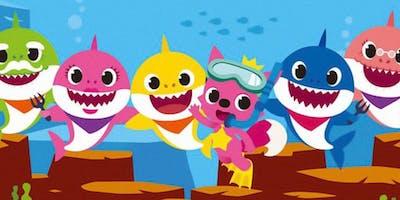 Baby Shark cookie event