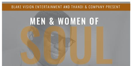 Men & Women of Soul 3pm at Earl Strand  tickets