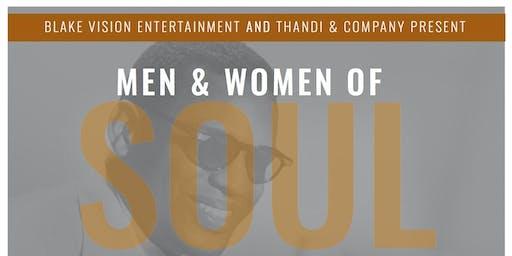 Men & Women of Soul 3pm at Earl Strand