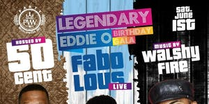 6/1 FABOLOUS , 50 Cent , WALSHY FIRE OF MAJOR LAZOR  @...