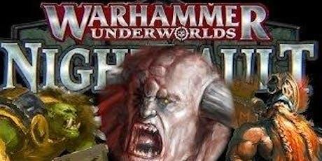 Warhammer Underworlds Tournament - Chaos Gargant Variant tickets