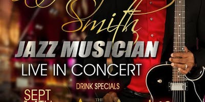 Jeffry Simith Jazz music concert at  imperial Event