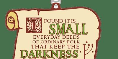 2019 Hobbit Day 1 Mile, 5K, 10K, 13.1, 26.2 -Indianaoplis