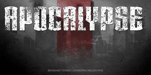 The Apocalypse - Melbourne Show