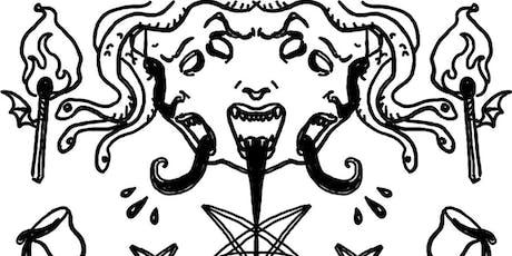 Demonology 101 tickets