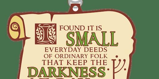 2019 Hobbit Day 1 Mile, 5K, 10K, 13.1, 26.2 -Annapolis