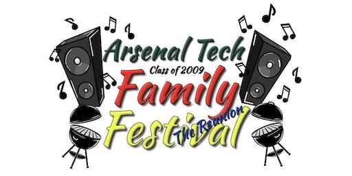 Arsenal Tech Class of 2009 Family Festival The  Reunion