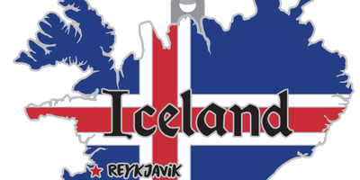 2019 Race Across the Iceland 5K, 10K, 13.1, 26.2 -Houston