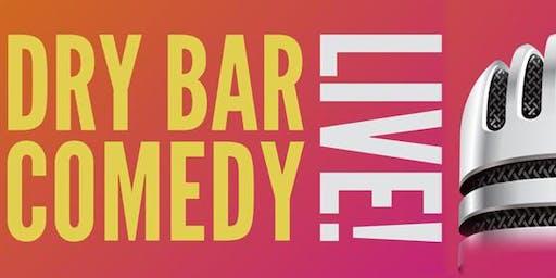 Dry Bar Clean Comedy - Paul Sheffield, Jordan Makin & Seth Tippets - Live!