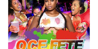 O.C.E Fete : All You Can Drink Paint Party