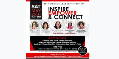 2019 Women's Leadership Summit - INSPIRE, EMPOWER, CONNECT