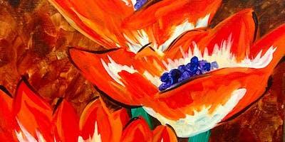 Paint Wine Denver Nectar Bowls Mon June 17th 6:30pm $30