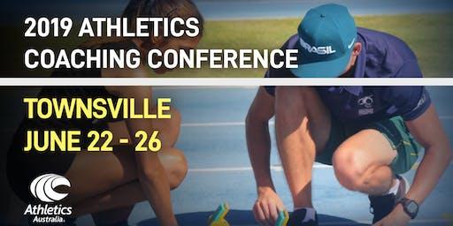 """Progressing to Elite Performance"" - Athletics Coaching Conference"