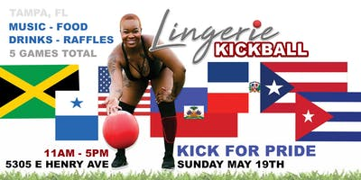 Kick For Pride - Lingerie Kickball