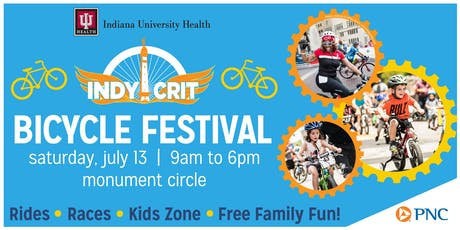 2019 IU Health Indy Criterium Bicycle Festival tickets