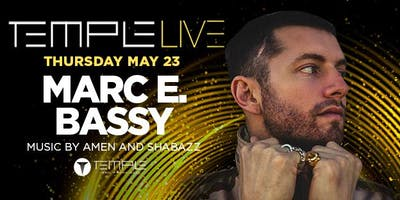 Temple Live ft Marc E Bassy - Memorial Day Weekend