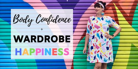 MELBOURNE Body Confidence and Wardrobe Happiness  tickets