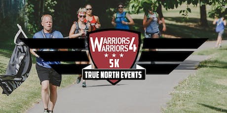 Warriors 4 Warriors 5K, Virtual 5K and RISE 2 tickets