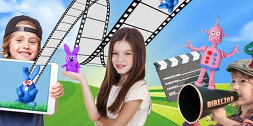 Toonimation: animation workshop for kids - AGES 8yrs + ONLY