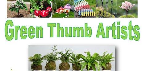 Green Thumb Artists  tickets