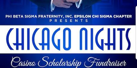 Chicago Nights: Casino Scholarship Fundraiser tickets