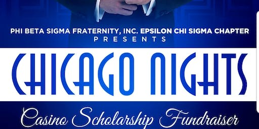 Chicago Nights: Casino Scholarship Fundraiser