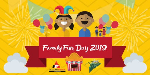 Our Free Family Fun Day 2019!