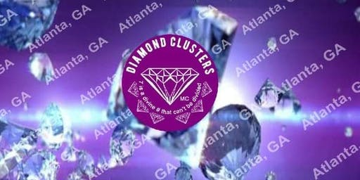 Diamond Clusters  MC  Atlanta 12th Anniversary