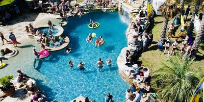 Be Right Back | Memorial Day Weekend Pool Party