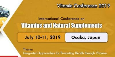 International Conference on Vitamins and Natural Supplements