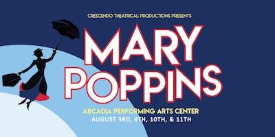 Mary Poppins 8/10 - 7:00 Show