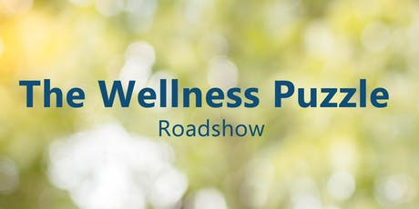 The Wellness Puzzle Roadshow tickets