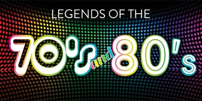 LEGENDS of the 70s and 80s (Thursday)