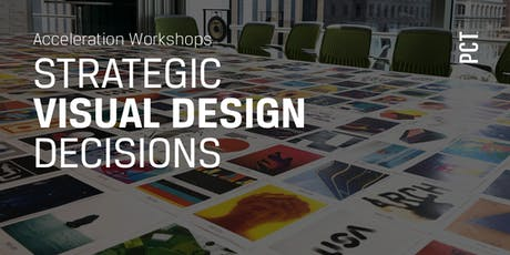 Making Strategic Visual Design Decisions tickets