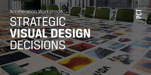 Making Strategic Visual Design Decisions