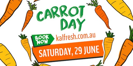 SOLD OUT - Kalfresh Carrot Field Day 2019