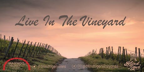 Live in the Vineyard 2019 tickets