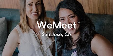 WeMeet San Jose Networking & Social Mixer tickets
