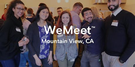 WeMeet Mountain View Networking & Happy Hour tickets