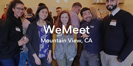 WeMeet Mountain View Networking & Social Mixer tickets