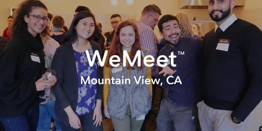 WeMeet Mountain View Networking & Social Mixer