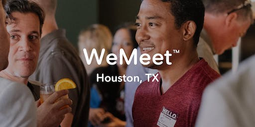WeMeet Houston Networking & Social Mixer