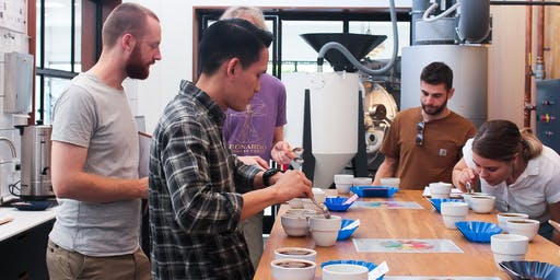 Single Origin Cupping with Zach