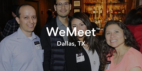 WeMeet Dallas Networking & Social Mixer tickets