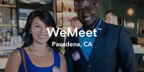 WeMeet Pasadena Networking & Happy Hour tickets