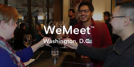 WeMeet Washington, D.C. Networking & Happy Hour tickets