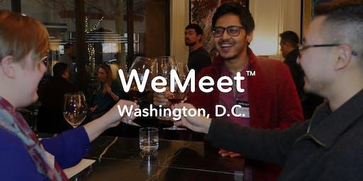 WeMeet Washington, D.C. Networking & Happy Hour