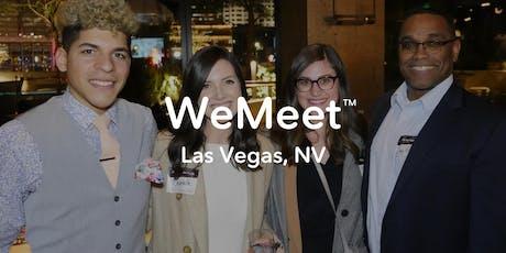 WeMeet Las Vegas Networking & Social Mixer tickets